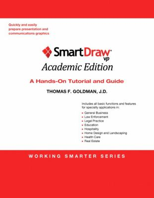 SmartDraw VP: A Hands-On Tutorial and Guide 9780132625234