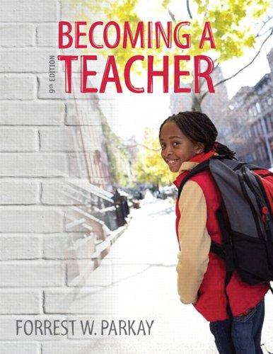 Becoming a Teacher 9780132626149