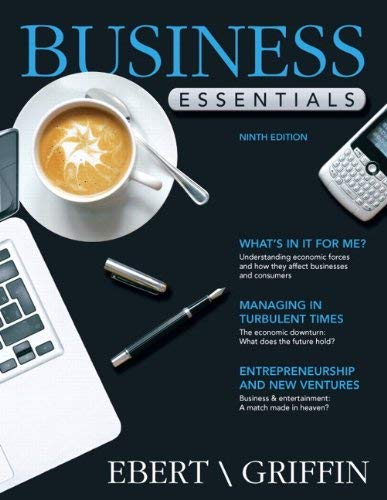 Business Essentials - 9th Edition