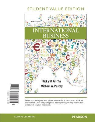 International Business, Student Value Edition 9780132667968