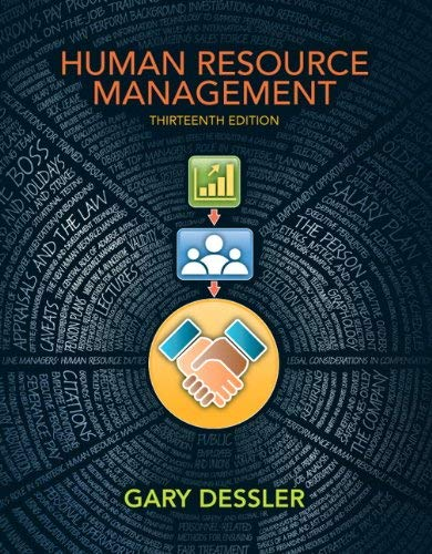 Human Resource Management - 13th Edition