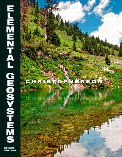Elemental Geosystems 9780132698566