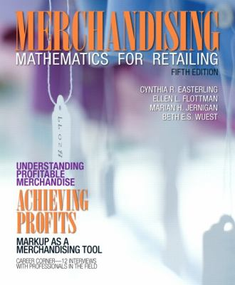 Merchandising Mathematics for Retailing - 5th Edition