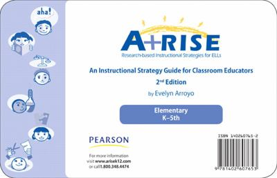 Arise Instructional Strategy Card Set K-5