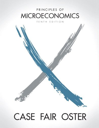 Principles of Microeconomics [With Access Code] 9780132744904