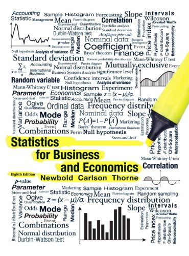 Statistics for Business and Economics - 8th Edition