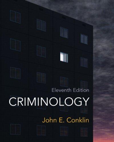 Criminology 9780132764445