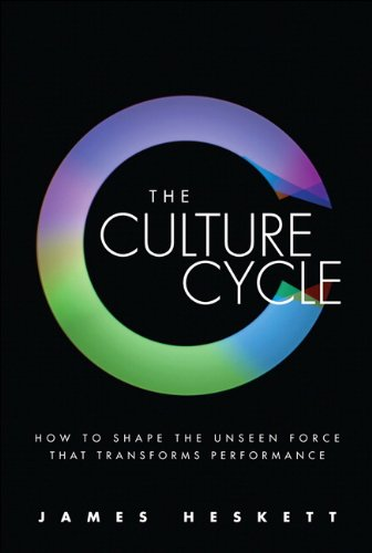 The Culture Cycle: How to Shape the Unseen Force That Transforms Performance 9780132779784