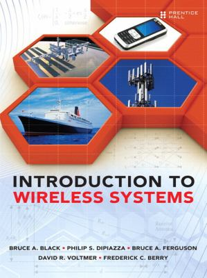 Introduction to Wireless Systems 9780132782241