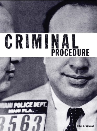 Criminal Procedure 9780132817813