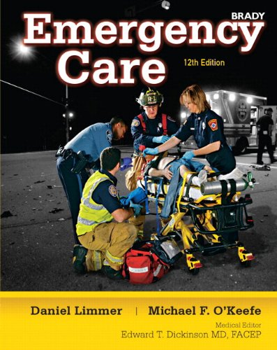 Emergency Care [With Access Code] 9780132824415