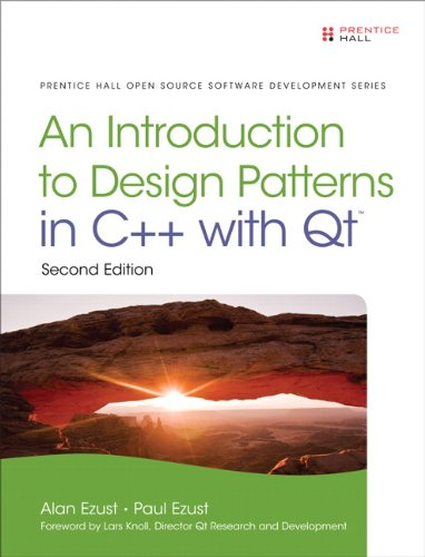 An Introduction to Design Patterns in C++ with Qt 9780132826457