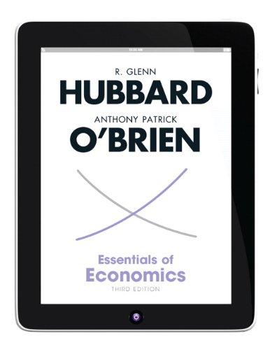 Essentials of Economics 9780132826938