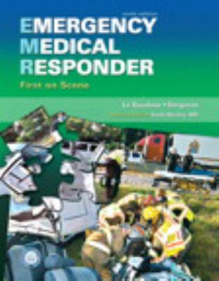 Emergency Medical Responder: First on Scene and Resource Central EMS Student Access Code Card Package 9780132833356