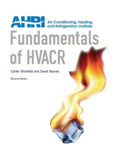 Fundamentals of Hvacr 9780132859615