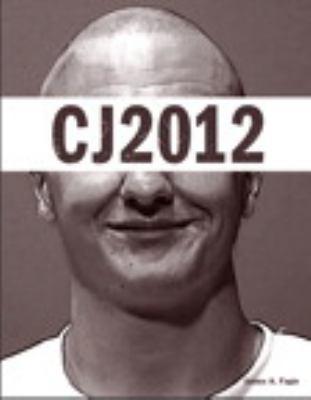 Cj 2012 Plus New Mycjlab with Pearson Etext 9780133024333