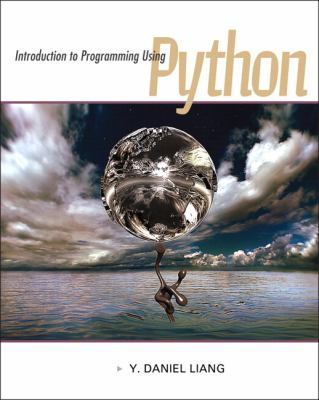 Introduction to Programming Using Python Plus Myprogramminglab with Pearson Etext -- Access Card 9780133050554