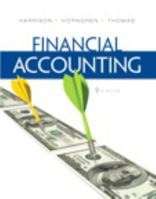 Financial Accounting Plus New Myaccountinglab with Pearson Etext 9780133052275