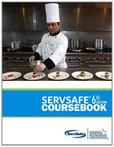 Servsafe Coursebook - 6th Edition