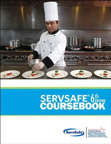 Servsafe Coursebook 9780133075854