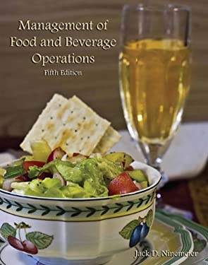 Management of Food and Beverage Operations with Answer Sheet (EI) (5th Edition) 9780133086157