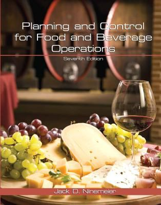 Planning and Control for Food and Beverage Operations (Ahlei) 9780133097276