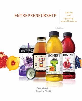 Entrepreneurship: Starting and Operating a Small Business Plus Mybizskillskit 9780133102918