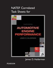 NATEF Correlated Task Sheets for Automotive Engine Performance 23139289