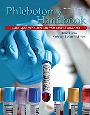 Phlebotomy Handbook (9th Edition)