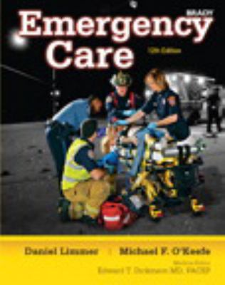 Emergency Care Plus New Mybradylab with Pearson Etext 9780133251944