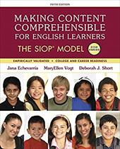 Making Content Comprehensible for English Learners: The SIOP Model (5th Edition) (SIOP Series) 23197025