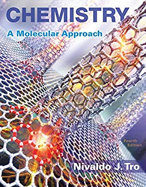 Chemistry: A Molecular Approach Plus MasteringChemistry with Pearson eText -- Access Card Package (4th Edition) (New Chemistry Titles from Niva Tro)