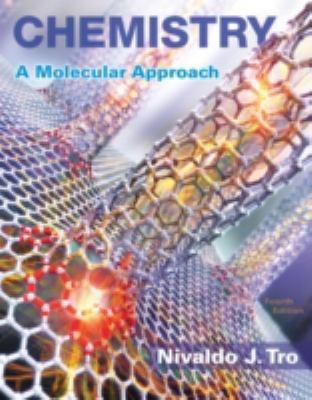 Chemistry: A Molecular Approach (4th Edition)