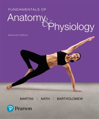 Fundamentals of Anatomy & Physiology Plus Mastering A&P with Pearson eText -- Access Card Package (11th Edition) (New A&P Titles by Ric Martini and Ju