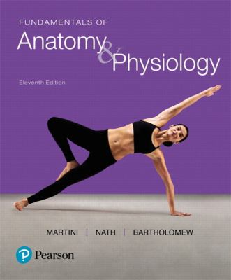 Fundamentals of Anatomy & Physiology (11th Edition)