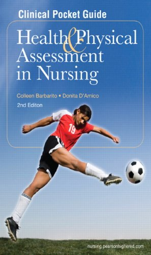 Clinical Pocket Guide: Health & Physical Assessment in Nursing 9780135114704