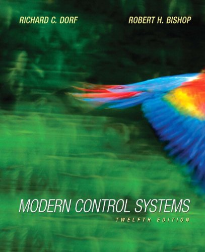 Modern Control Systems [With Access Code] 9780136024583