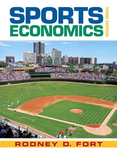 Sports Economics 9780136066026