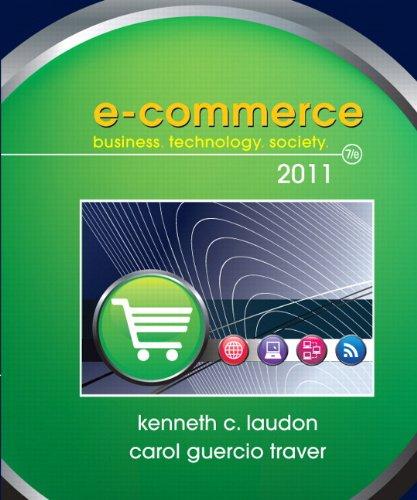 E-Commerce 2011 9780136091196