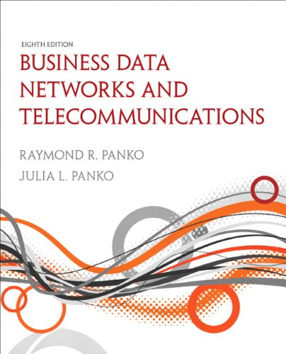 Business Data Networks and Telecommunications 9780136100126