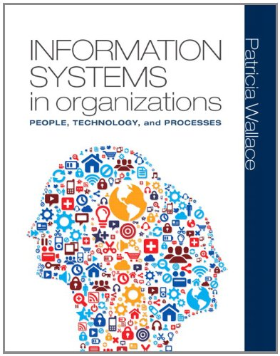 Information Systems in Organizations: People, Technology, and Processes 9780136115625