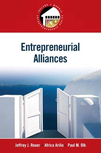 Entrepreneurial Alliances 9780136156369