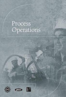Process Operations 9780137004102