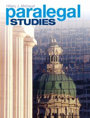 Paralegal Studies 9780137052684