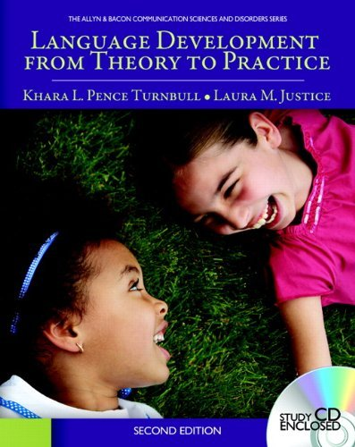 Language Development from Theory to Practice [With CDROM]