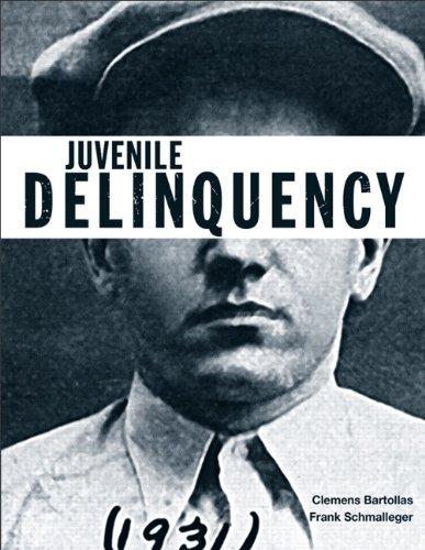 Juvenile Delinquency 9780137074297