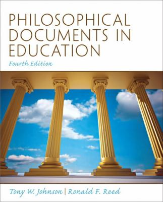 Philosophical Documents in Education 9780137080380