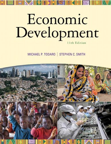 Economic Development 9780138013882