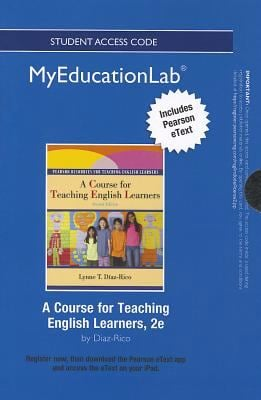 A Course for Teaching English Learners: Pearson Resources for Teaching English Learners 9780133041125