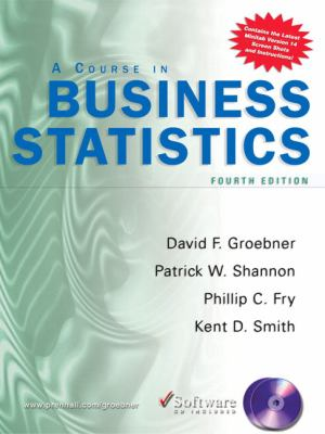 A Course in Business Statistics 9780131536876